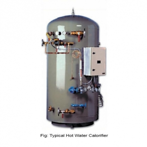 Hot Water Calorifier